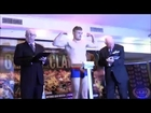 Footage Shows Moment Deadly Shooting Begins at Dublin Boxing Weigh-In