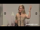 Oscars 2014 Backstage: Best Actress In A Leading Role (Cate Blanchett)