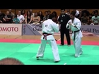 Kyokushin Body Kick Knockout! G Kapanadze VS N Stoian