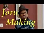 Joru Brahmanandam Comedy Scene Making -   Sundeep Kishan, Raashi Khanna