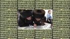 Hasidic Orthodox Jewish Torah Celebration In Jerusalem