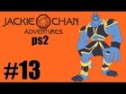 detonado  jackie chan adventures ps2 #13 o roubo e o chefe do trovão(boss)