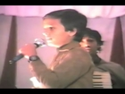 First Stage Performance sonu nigam , Rare Video of Sonu Nigam. Must See Everyone