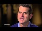 How Jim Harbaugh Met His Wife:  Real Sports Bonus Clip (HBO)