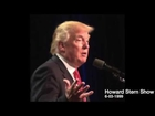 Donald Trump discusses dating, Howard Stern Show, 6/03/1999