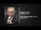 Donald Trump on Ivana Trump's accent, The Howard Stern Show, 11/09/1995