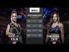 UFC 200 Free Fight: Miesha Tate vs Holly Holm
