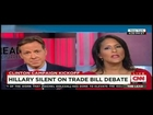 "Tapper Incredulous On Clinton TPP Dodging: ""Isn't This What Voters Hate About Politicians?"""