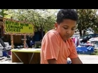 9-year-old Boy Sets Up Lemonade Stand to Raise Funds for His Own Adoption