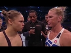 UFC 196 Free Fight: Holly Holm vs Ronda Rousey