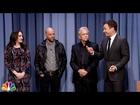 Charades with Michael Douglas, Kat Dennings and Jon Cryer