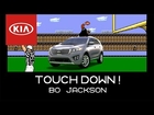 "2017 Kia Sorento – MVP of SUVs – ""Tecmo Bo"" featuring Bo Jackson"