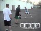 Medicine ball, Sprints, Foot Work, Boxing, MMA, Michigan.flv