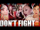 Maddie and Mackenzie Ziegler Fight Reaction | Dance Moms