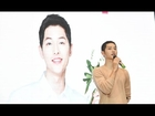 160928 Song Joong Ki 송중기 Dongwon Tuna Event