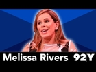 Melissa Rivers with Hoda Kotb on remembering Joan Rivers (Full Event)