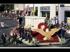 Rose Parade 2015 Thousands brave cold; float winners announced