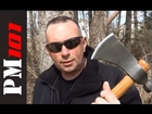 Cold Steel Rifleman's Hawk: Tomahawk On Steroids!!