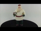 GA15 Guyot Arts Wood Carved Santa of Greece