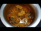 Village Style Fish Curry Chepala Pulusu Preparation In Telugu