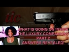 The Luxury Companion - Dave's real name is Dwight Cunningham? How does TLC avoid legal trouble?