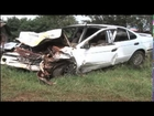 6 dead after Probox PSV collides with saloon car in Karatina