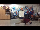 Fun happy practice 2012~2013 years l B-boy Nature
