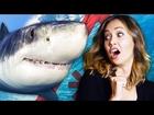 Has SHARK WEEK Jumped the Shark?! (Nerdist News w/ Jessica Chobot)