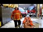 Cold Water Challenge 2014 FFW Maulbronn Abt. Zaisersweiher