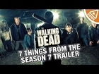 7 Things You Missed from the Walking Dead Season 7 Trailer! (Nerdist News w/ Jessica Chobot)