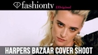 Harpers Bazaar Ukraine Cover Shooting March 2014 photographed by Federica Putelli | FashionTV