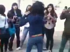 What the Girls Fight_The College girls are fighting