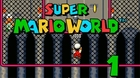 German Let's Play: Super Mario World, Part 1