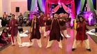 FUNNY MEHNDI DANCE - Desi vs Arab