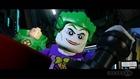 E3 2014: LEGO Batman 3: Beyond Gotham Stage Demo