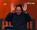 Allama Nasir Abbas majlis on P,T,V