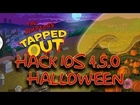 TRUCCHI - HACK Ciambelle infinite iOS v4.5.0 HALLOWEEN - Simpsons Springfield Tapped Out (tutorial)