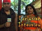 Badal Singh And Seema | Excusive Interview | On Location| Bahiniya
