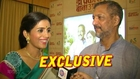 Nana Patekar & Sonali Kulkarni Exclusive Interview – Dr. Prakash Baba Amate – Marathi Movie!
