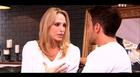 Les larmes de Tonya Kinzinger - ZAPPING PEOPLE DU 06/10/2014