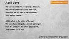 Ernest Christopher Dowson - April Love