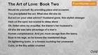 Ovid - The Art of Love: Book Two