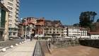 Playa y puerto de Candás 22 junio 2014