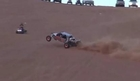 Dune Buggy Vs ATV Destruction - Dune Buggy Crash