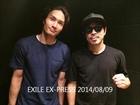 EXILE EX-PRESS 2014/08/09