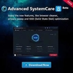 Advanced SystemCare 8 pro beta 3 download and key (NEW)
