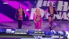 WWE SmackDown: Eve Torres (w/ Cryme Tyme) vs. Natalya (w/ Hart Dynasty)