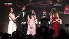 [141203] Lee Kwang Soo & Song Ji Hyo @ 2014 MAMA