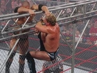 WWE Monday Night Raw _ Steel Cage Match for the World Heavyweight Championship