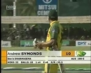 Amazing sportsmanship in cricket Attapatu recalls Symonds to the wicket In Cricket